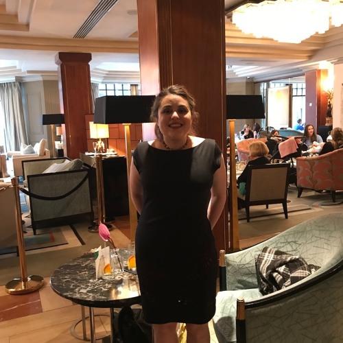 Roslyn Fullerthe organiser of DemoCon 2018