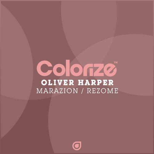 Oliver Harper - Marazion / Rezome [OUT NOW]