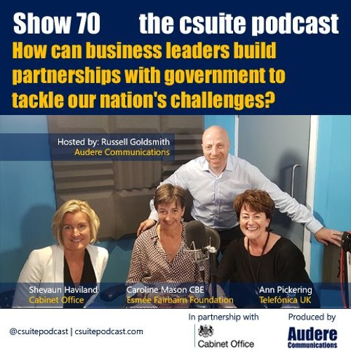 Show 70 - Business & Government Partnerships