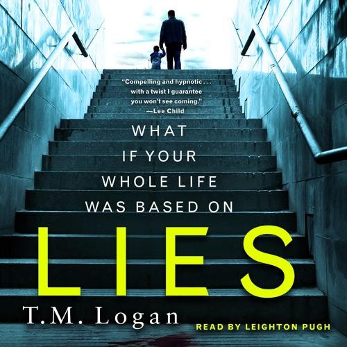 Lies T. M. Logan, audiobook excerpt