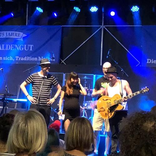SMOOTH ATTACK - Live auf der Albanibühne 2018 - 47. Albanifest