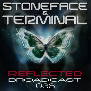 Stoneface Terminal - Reflected Broadcast 038 2018-07-03 Artwork