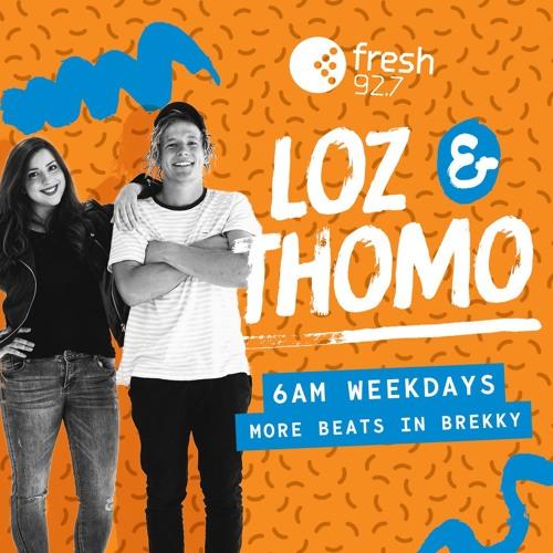 Loz & Thomo the Podcast (04 July 2018)
