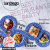 SD Mag 2018 Best Restaurants Live Set