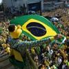 BREMER DO'MILLANO FT ELLA IBRAHIM - BRAZIL AYAM JAGO (HARDSTYLE) NEW!!!