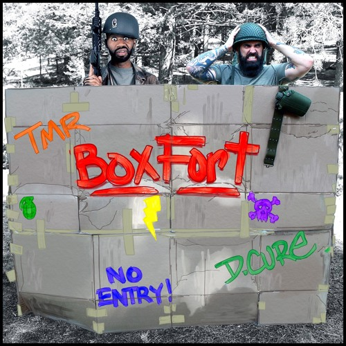 D.Cure and The Marine Rapper - Box Fort