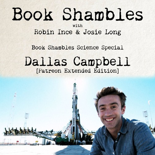 Book Shambles - Science Specials - Dallas Campbell
