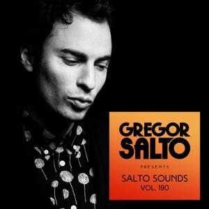 Gregor Salto - Salto Sounds 190 2018-07-04 Artwork