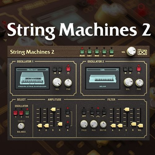 String Machines 2 by Torley