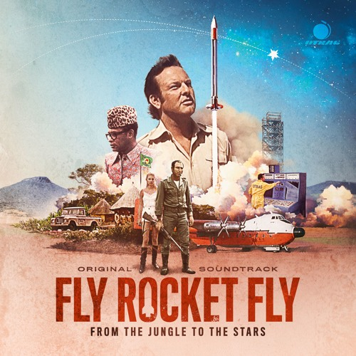 """Soundtrack """"Fly Rocket Fly"""" (Preview) Out Sep 7th, 2018"""