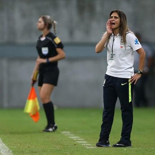 """""""Fui a primeira cobaia da CBF"""", diz ex-treinadora da seleção feminina de futebol"""