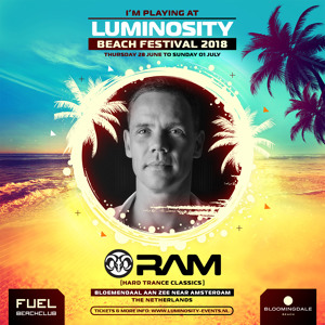 RAM @ Luminosity Beach Festival 2018-07-01 Artwork