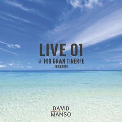 David Manso - Live 01 at H10 Gran Tinerfe