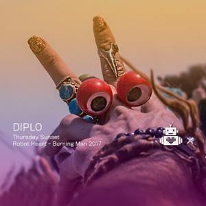 Diplo @ Robot Heart 10 Year Anniversary, Burning Man, United