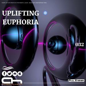 Paul Steiner - Uplifting Euphoria 032 2018-07-07 Artwork