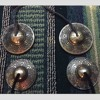Cymbals Big 8cm - Low Weight