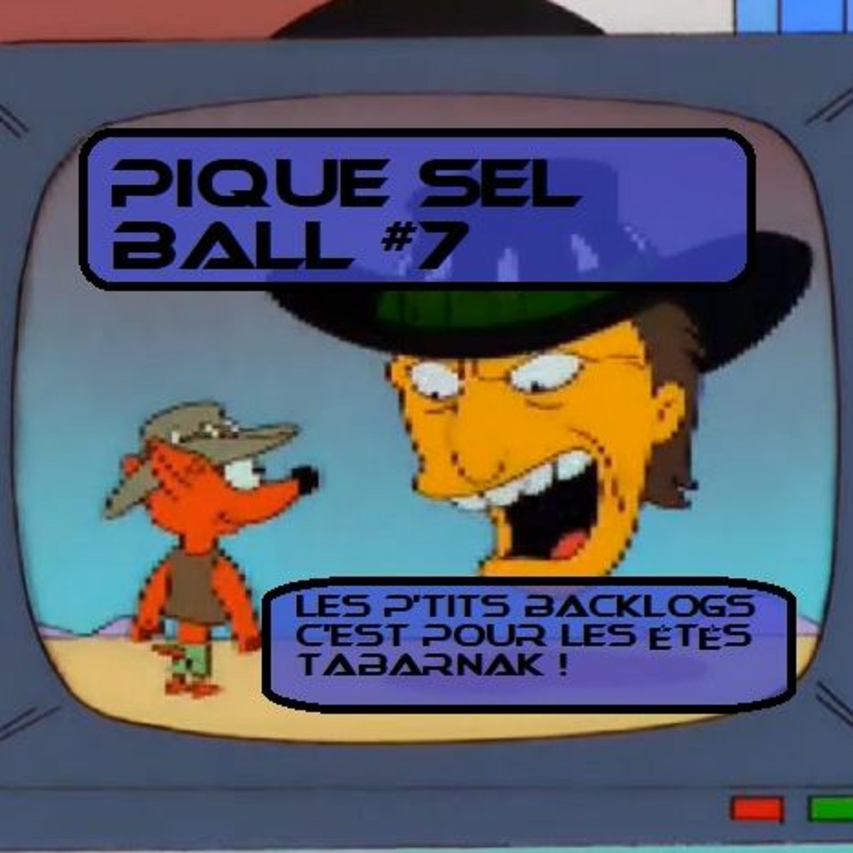 Pique Sel Ball #7