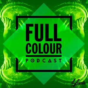 La Fuente - Full Color Radio Green Drums 2018-07-05 Artwork