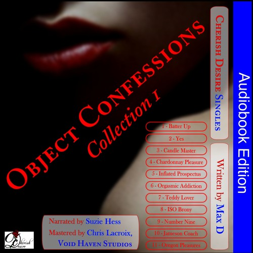 """""""Object Confessions 4"""" from """"Object Confessions, Collection 1"""" Audiobook"""