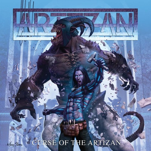 ARTIZAN - The Man in Black (PURE STEEL RECORDS)