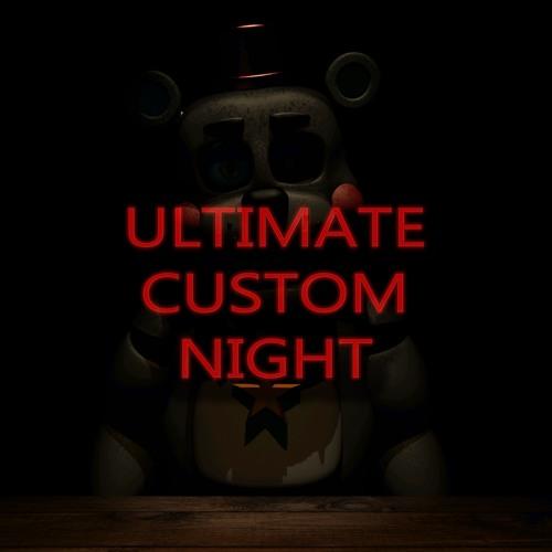 Ultimate Custom Night (FNaF)
