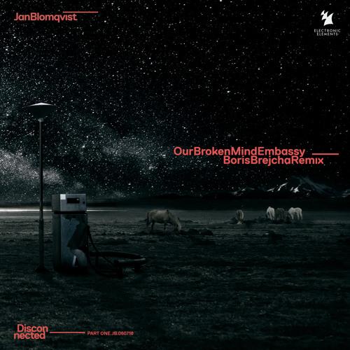 Premiere: Jan Blomqvist - Our Broken Mind Embassy (Boris Brejcha Remix) [Armada Electronic Elements]
