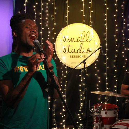 Bashiri Asad Visits WFYI's Small Studio