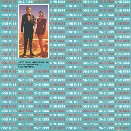 Calvin Harris & Dua Lipa - One Kiss (Dj Dark & MD Dj Remix)