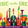 Music on the Green: Jim Parker
