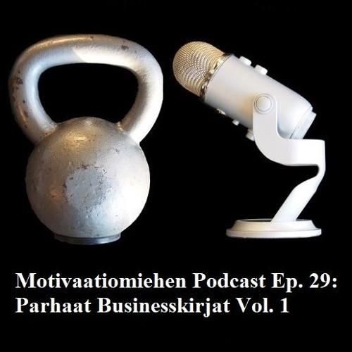 Ep. 29: Parhaat Businesskirjat Vol. 1