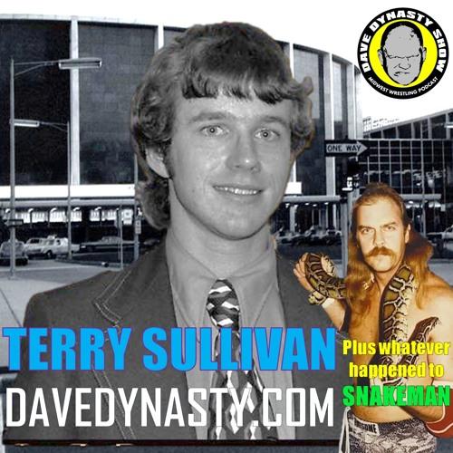 EP097 Terry Sullivan & Snakeman