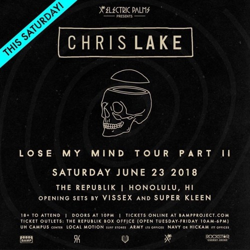 LIVE @ CHRIS LAKE