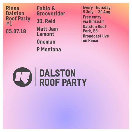 Fabio Amp Grooverider Live At Dalston Roof Party 5th