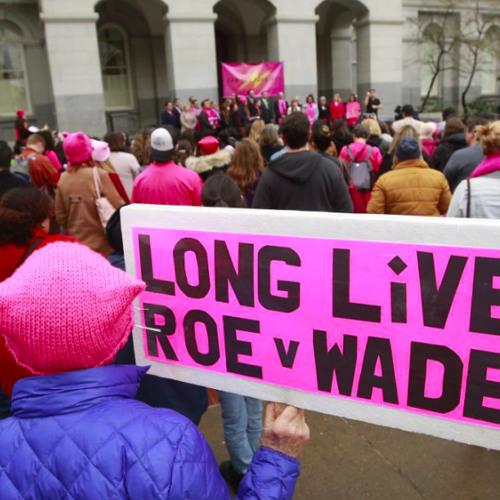 Trump's Supreme Court & Abortion: Katha Pollitt; David Cole on Voting Rights; Amy Wilentz: Trump Now