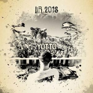 Yotto @ Lightning In A Bottle Festival 2018-05-26 Artwork