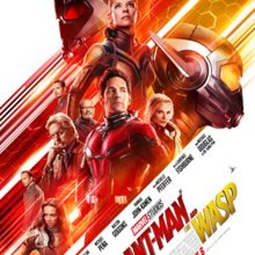 Review of the film Ant-Man and the Wasp