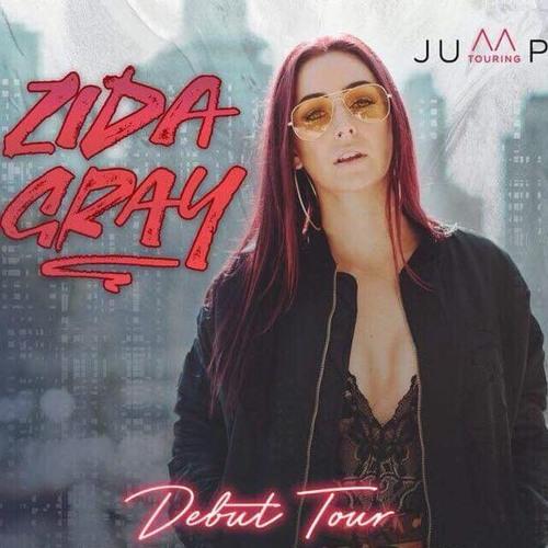 | ZONEOUTwZIDA || Debut Tour 2018 |
