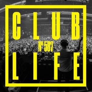 Tiësto & Mike Williams - Club Life 587 2018-06-29 Artwork