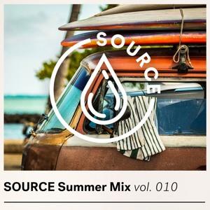 SOURCE - Source Recordings Mixes Summer Mix Vol. 010 2018-07-04 Artwork