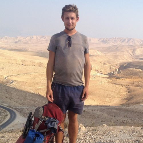 The Crossway - writer Guy Stagg on his 10-month walk from Canterbury to Jerusalem