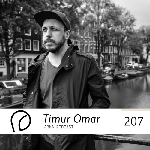 ARMA PODCAST 207: Timur Omar (Outline tape)