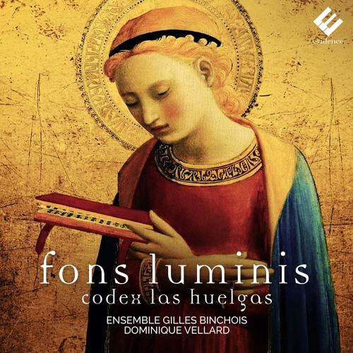 Fons Luminis (Codex Las Huelgas): Sanctus, Cleri Cetus Psallat Letus