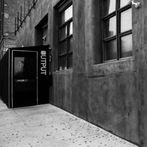 Pan-Pot @ Output Brooklyn New York 2018-07-04 Artwork