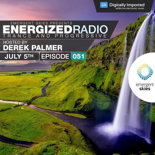Energized Radio 051 with Derek Palmer [Jul 05 2018]