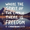 July 1, 2018 - Where the Spirit of the Lord is-there is Freedom (Rev. Andy Witt)