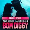 Bom Diggy   Zack Knight  Jasmin Walia (Kazco Remix)