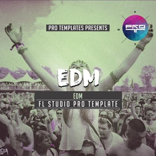 EDM FL Studio Pro Template