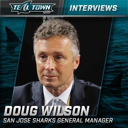 Interview: Doug Wilson - San Jose Sharks General Manager