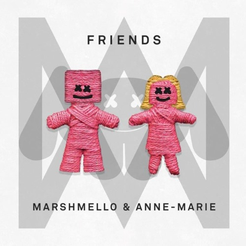 Marshmello & Anne Marie - FRIENDS (Bumping & HardBass Remix