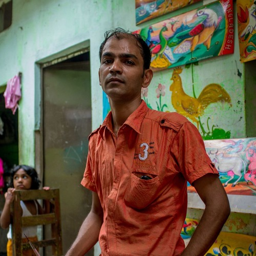 Episode 4: The Rickshaw Artists' Tale